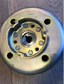 Yamaha 3 PK Rotor Assy (6L5-85550-M0-00)