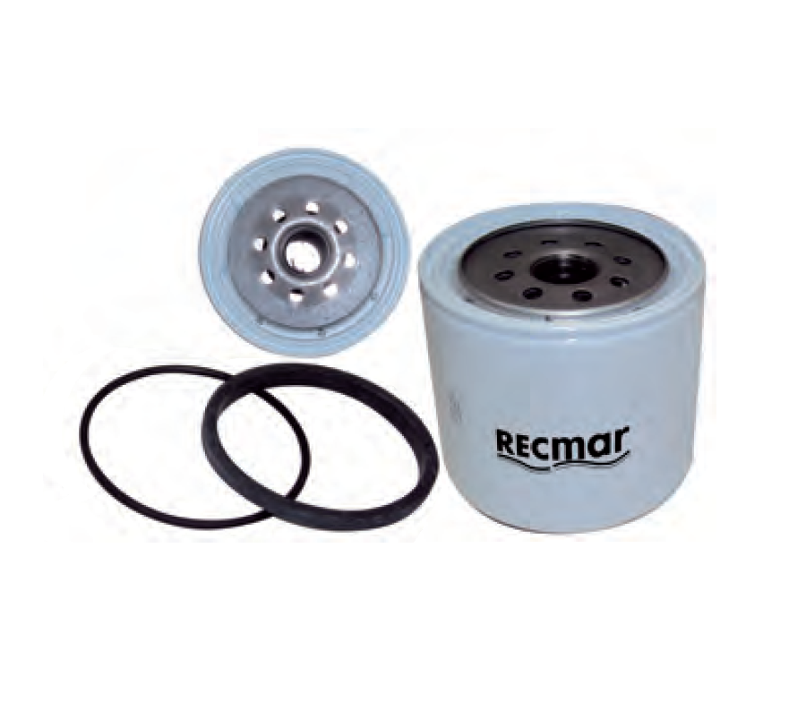 RecMar Mercruiser Diesel Brandstoffilter D7.3/270 Bravo (35-808275, 808275)