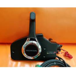 Honda Schakelkast new model  BF8 / BF9,9 / BF15 / BF20 no trim button 24800-ZW9-A11 / 24800-ZW9-D112