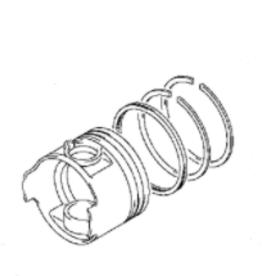 Suzuki 4-5-6HP 4Stroke Pistonset (12100-91J00-050)