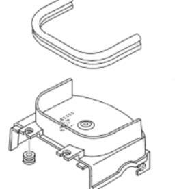 Yamaha 25HP 4Stroke Dust Cover (6BL-46297-00-00)