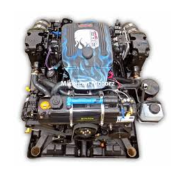 MerCruiser 383 MPI FWC BRAVO 8M0136295 / 8M0109404
