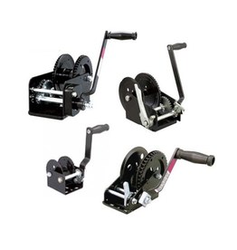 "Kent Bridge Manual ""heavy duty"" winch, different capacities, manual or automatic stop"