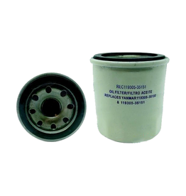 RecMar Yanmar oil filter (119305-35151)
