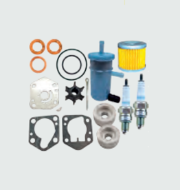 RecMar Suzuki DF9.9B/DF15A/DF20A (2013+) Maintenance kit (REC17400-89810)