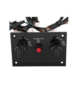 RecMar Suzuki single Ignition Panel Switch Twin Station (REC37100-96J15)