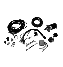 Mercury Mercury Electrische Start Kit 40/50 PK (822462A06)