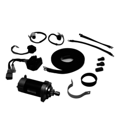 Mercury Mercury Electric Start Conversion Kit 25/30 HP 4 stroke (899783A01)