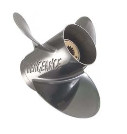 Mercruiser Original Mercruiser RVS propeller LH 48-16317A46 (08M60-ZW7-A10) 14 x 19 Vengeance