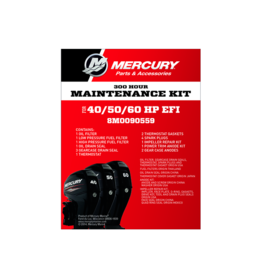 Mercury Mercury Service Kit 40-60 PK EFI Big foot - Command Thrust (8M0090559)
