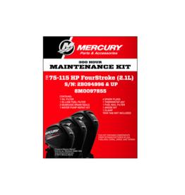 Mercury Mercury Service Kit 75‑115 HP FourStroke (2.1L) (8M0097855)
