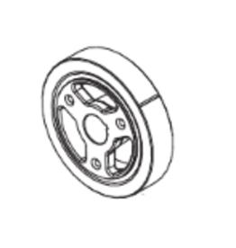 Mercruiser Mercruiser PULLEY / HARMONIC DAMPER assembly  8M0104885 / 8M6003499