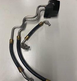 Mercruiser Mercruiser Lines Oil cooler to filter 8M0098966 / 8M0162077 - Bracket attached 8M0095983