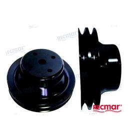 Sierra Volvo/General Motor Dual Groove Pump Pulley (∅ 150mm) (855283)