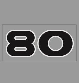 Yamaha 80 pk stickers