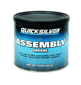 Mercury Mercury Quicksilver Assembly Grease (8M0071836)