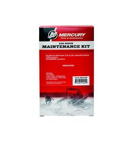 Mercruiser MerCruiser 2.5L & 3.0L Carb (1987+) 100 Hour Service Kit (8M0147048)
