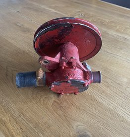 Volvo Volvo AQ150 Buick V6 14320 Jabsco impeller pump with pully
