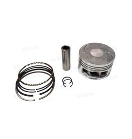 RecMar Yamaha / Parsun Piston Assembly FT, F20, F25 (ALL) (1998-08) 65W-41114-00 713-856064A1