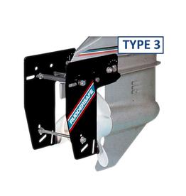 Ruddersafe Ruddersafe Standaard Type 3 (Boten van 6,5m tot 8,5m) (RS16300)