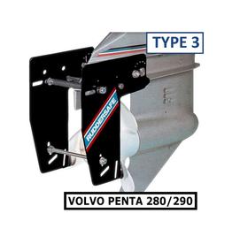 Ruddersafe Ruddersafe Volvo Penta Type 3 (Boten van 6,5m tot 8,5m) (RS16530)