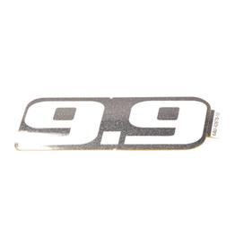 Yamaha Yamaha 9.9 HP Sticker / Rear Graphic (6AU-42678-10-00)