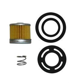RecMar Mercruiser Fuel Filter for 2.5, 3.0 and 3.7 Liter Engines (35-8M0046752, 3855104)