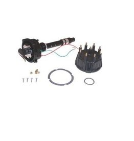 RecMar Mercruiser Electronic Distributor for 6 Cylinder Engines (805185A15, 805185A27, 805185A37, 805185A45, 90747A28)