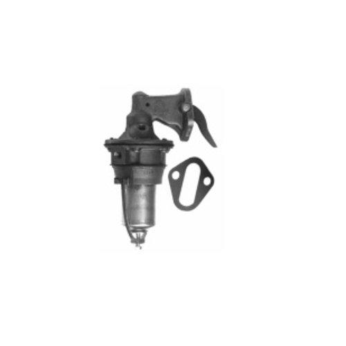 OMC 4 cylinder motor brandstof systeem