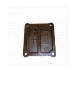 OMC exhaust lid gasket front (910384)