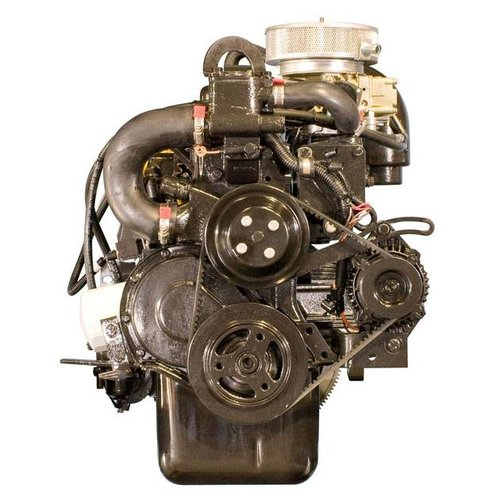 OMC 4 Cylinder Engine Parts