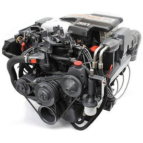 OMC 8 cylinder motor onderdelen