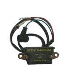 RecMar Volvo voltage regulator AQ170C, MD11A, MB10A, MD1B, MD2B, MD3B, MD6A, 60, 70, 100, 120 847605