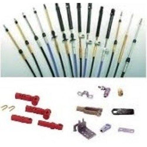 Schakel/bedienings kabels, accessoires en kabel kit