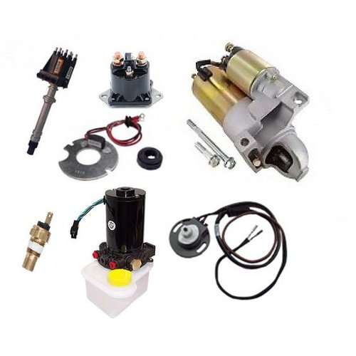 Volvo Penta Ignition - Electronics Start / Trim
