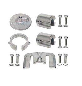 Martyr Mercruiser Aluminum & Magnesium Anodensatz Bravo 1 (CMBRAVO1KITM)