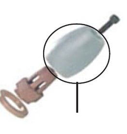 OMC / Mercruiser Anode zink  MCM Drive