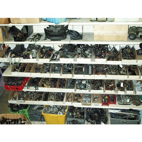 Various & second-hand parts