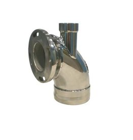 Yanmar S.S.Exhaust Elbow 140HP 4 LHDTE, 6YL 119173-13501