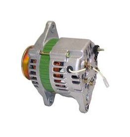 Protorque Yanmar Dynamo 12V 40A. Internal regulator with single serpentine pulley. 119836-77200 119836-77201