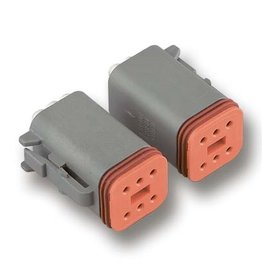 Connector 6 Pin (36666-98J10)