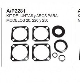RecMar Hurth Transmission repair kits