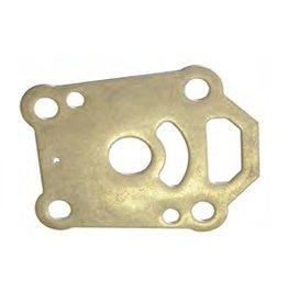 Mercury/Tohatsu/Parsun/Johnson/Evinrude Plate Water Pump 4/5 pk 2-takt + 4/5/6 pk 1 cil 4-takt (16159, 369-65025-0)