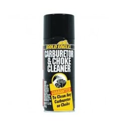 Carburator and choke cleaning spray