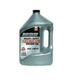 3,8L Fles SAE 15W-40 Heavy Duty Diesel Engine Oil