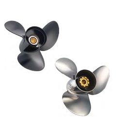 Solas Yamaha / Selva Propeller 150 to 300 hp 2-Stroke F150 to F300 4-Stroke 15 tooth spline Aluminum or stainless steel