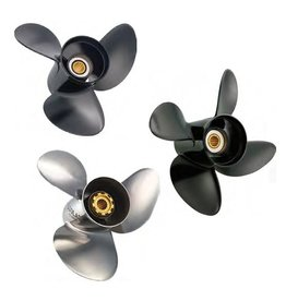 Solas Selva / Johnson / Evinrude propeller 40 to 140 hp + OMC Cobra 13 tooth pline 11 to 21 pitch