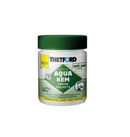 THETFORD Holding tank of deodorant granules