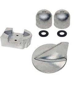 Tecnoseal Mercruiser Aluminum & Magnesium & Zinc Anode Kits for Sterndrives ALPHA ONE (1984-90) (888756Q02, 888756Q04)