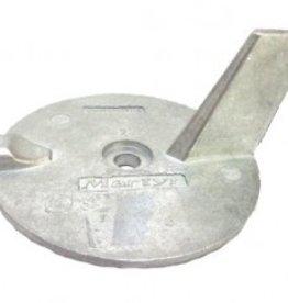 Martyr Yamaha / Mercury / Honda / Selva / OMC / Parsun anode zink of aluminium